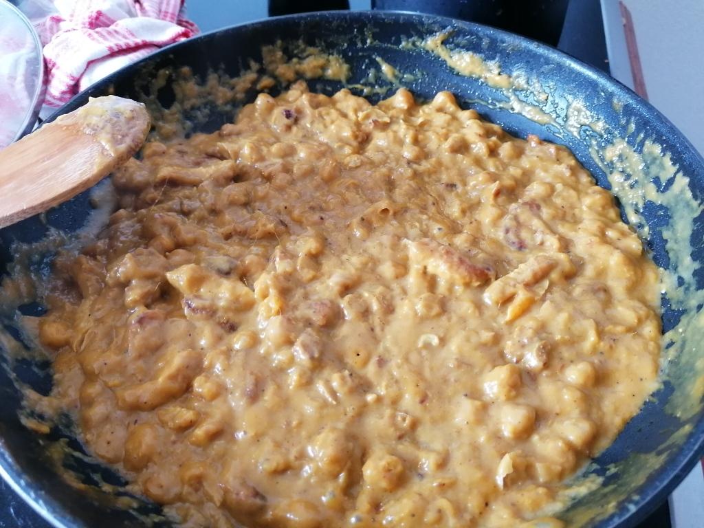 Mango Chicken Curry Mit Reis Shen S Wohlfuhlwelt